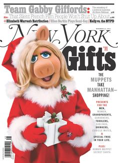 Miss Piggy :) A Woman ahead of her time.