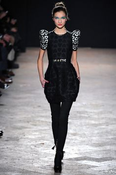 Aquilano.Rimondi Fall 2013 Ready-to-Wear Collection Slideshow on Style.com