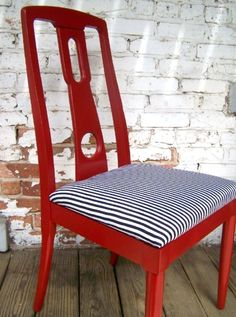 Beautiful refurbished pair of Etsy Chairs $250