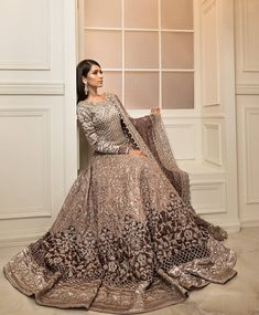 Pakistani Bridal Dresses 2018 for Wedding Parties Bridal Dresses 2018, Asian Wedding Dress, Pakistani Wedding Outfits, Pakistani Bridal Dresses, Pakistani Wedding Dresses, Bridal Outfits, Indian Dresses, Indian Outfits, Bridal Gowns