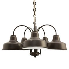 The Calico Chandelier | Barn Light Electric