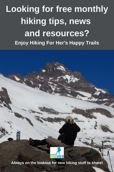 Happy Trails Newsletter: Fresh Hiking News Every Month Hiking Gear Women, Best Hiking Gear, Backpacking Tips, Hiking Tips, Neutral Backpacks, Winter Hiking, Happy Trails, Camping With Kids, Day Hike