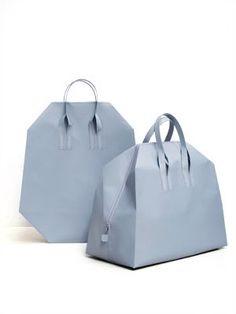 News Today | Saskia Diez Paper Bags - Lelook