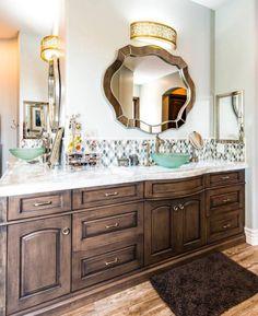 Aquatica Series Grey Scale Grey Scale, Double Vanity, Backsplash, Bathroom, Home, Washroom, Bathrooms, Haus, Homes