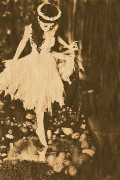 Old school fairy
