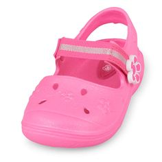 84dd841f04f3 Baby Girls Toddler Sparkle Breezer Water Shoes - Pink - The Children s  Place Girls Water Shoes