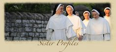 Dominican Sisters of St. Cecilia in Nashville, TN....If i were to ever become a sister, this is the order I would join!