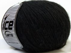 SIGN UP NEWSLETTER FEEDBACK ABOUT US This listing is for: 8 Balls (400 gr - 14.108 oz.)BABY ALPACA YAK Hand Knitting Yarn Black Item Information Brand : ICECategory : Baby Alpaca YakClick here for other available colors of Baby Alpaca YakLot # : Fnt2-34000Main Color : BlackColor : Black Fiber Content : 25% Yak, 30% Baby Alpaca, 25% Merino Wool, 20% NylonNeedle Size : 5 mm / US 8Yarn Weight Group : 4 Medium: Worsted, Afghan, AranQuantity: 8 ballsBall Weight : 50 gr. (1.7635 oz.)Ball Length…