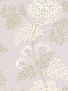 Existing curtains taking with us from current house - Sanderson Cow Parsley