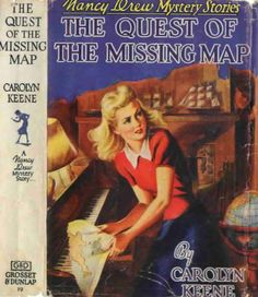 Nancy Drew - A Guide to the Grosset and Dunlap Editions