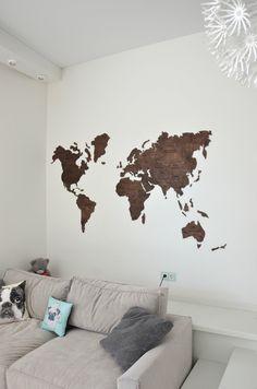 Home Art houten wereld kaart grote wandkaart van de wereld reizen thuiskantoor rustieke decor Dorm wonen kamer Wanderlust Gift voor echtgenoot werkgever door EnjoyTheWood op Etsy https://www.etsy.com/nl/listing/484370133/home-art-houten-wereld-kaart-grote