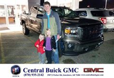 https://flic.kr/p/BGTFWp | Happy Anniversary to Kevin on your #GMC #Sierra 1500 from Billy Edgar at Central Buick GMC! | deliverymaxx.com/DealerReviews.aspx?DealerCode=GHWO