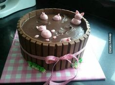 Pigs in the Mud Pie
