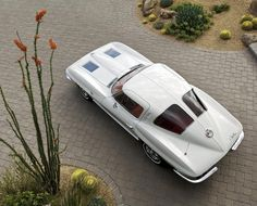 1963 Chevrolet Corvette Split Window Sport Coupe