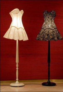 Moschino lamps