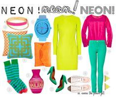 neon trend - Google Search