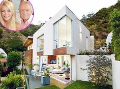 Hugh Hefner showed his love for wife Crystal Harris in a big way in 2013 when he purchased a $4.9 million Hollywood Hills manse for her, should she choose to spend time away from the couple's current Holmby Hills digs at the Playboy Mansion.