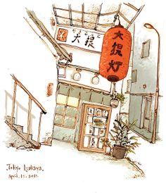 Tokyo Street Prints