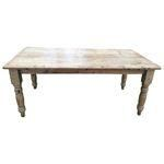 Image of Antique French Farmhouse Table