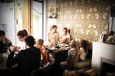 Mokkasin: la chambre aux oiseaux. paris