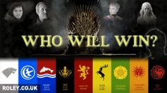 Who do you want to win the Game of Thrones? http://www.roley.co.uk