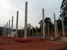 Pilares pré moldados - 19 3848-1152 - EFFE.ESSE