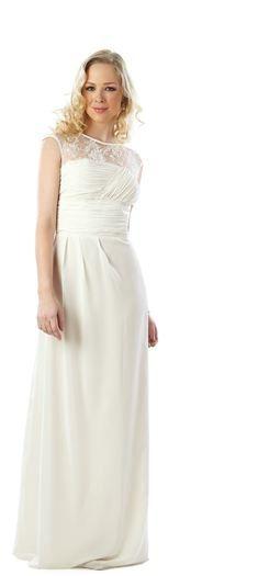 0c2123da3 Hermoso vestido de noche color hueso disponible en nuestra tienda en Toluca  Metepec. precio del vestido  1750. MXN (pesos mexicanos)