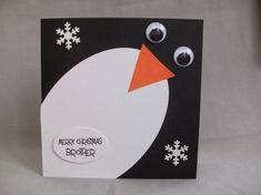 10 Ideen zum Weihnachtskarten basteln mit Kindern - Weihnachtsbasteleien mit Anleitungen