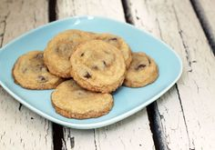 Chocolate Chip Amish Puff Cookies - This Week for Dinner - Weekly Meal Plans, Dinner Ideas, Recipes and More!