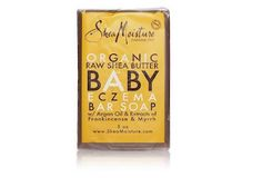 Priced at around $3-$5 and filled with organic shea butter and argan oil, SHEA MOISTURE's Baby Eczema Bar Soap is a cost effective and gentle bar for the whole family.