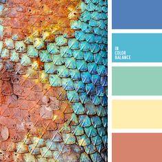 Paleta de colores №2061