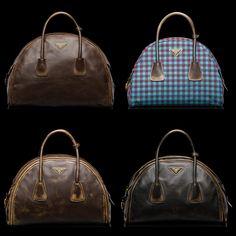 Prada new fall/winter bags 2013