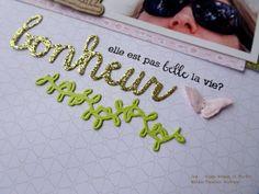 """Eva : Tampons et matrices de coupe (dies) #4enSCRAP """"Au coeur du printemps"""""""
