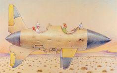 """""""MŒBIUS-TRANSE-FORME"""" 2010 Gallery Catalog - Moebius #Moebius #illustration #comics"""