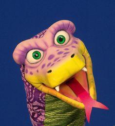 Snake Puppet | Cobra Puppet | Axtell Ventriloquist Puppets