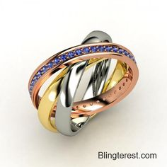 Multi-stone, Eternity #Band in 14K Yellow #Gold #Jewelry http://blingterest.com/rings/eternity-bands/multi-stone-eternity-band-in-14k-yellow-gold-3109177-jewelry/