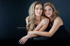 Sister Love. BY Orlando beauty photographer.