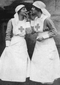 red cross nurses:  I'm out on break this week: hoping to get a lot of Pinterest in!