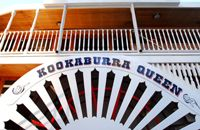 Cruise, wine & dine with the best Brisbane Cruises on the river. Offering amazing views, entertainment, restaurant style dining on the Kookaburra Queens. River Queen, Play And Stay, Boat Wedding, Love Boat, I Am A Queen, Sunshine State, Brisbane, Cruise, Beautiful Places