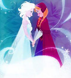 Sister love, Frozen