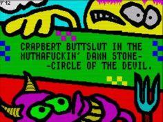 Crapbert Buttslut [Sinclair ZX Spectrum] - Jungsis Corner