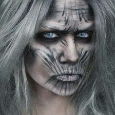 Halloween Face (Witch)