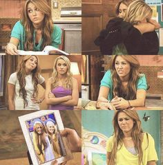Hannah Montana the moment we all lost it