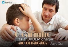 Educação dos filhos: Autoritarismo x Autoridade