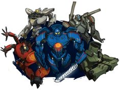 Jaegers from Pacific rim Jaegers Fun Facts About Animals, Animal Facts, Pacific Rim Jaeger, Tron Legacy, The Munsters, Transformers Art, Cult Movies, Geek Art, American Horror Story