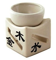 Feng Shui Zen Essential Oil Burner. < http://www.moriental.com/Feng-Shui-Zen-Essential-Oil-Burner-OLBA65P_p_1547.html >.