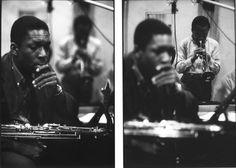 Davis and Coltrane
