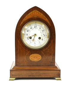 Antique Mantle Clock, Antiques, Home Decor, Antiquities, Antique, Decoration Home, Room Decor, Home Interior Design, Old Stuff