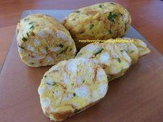 Raspberrybrunette: Karlovarský knedlík Bread Dumplings, Kitchen Hacks, Gnocchi, Baked Potato, Raspberry, Muffin, Food And Drink, Potatoes, Dinner