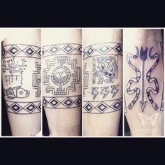 andean cross tattoo - Google Search